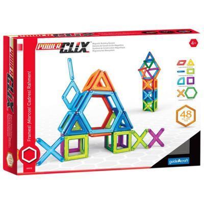 Конструктор Guidecraft PowerClix Frames, 48 деталей (G9200)