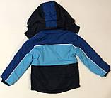 Куртка весна-осінь для хлопчиків 98-128, фото 3