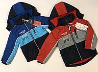 Куртка весна-осень для мальчиков 98-128