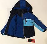 Куртка весна-осінь для хлопчиків 98-128, фото 4