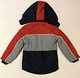 Куртка весна-осінь для хлопчиків 98-128, фото 2