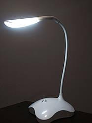 Лампа светодиодная настольная X-Balog Led USB BL-006 белая