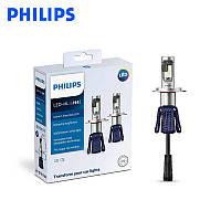 Автомобильная лампа Philips LED H4 6000k