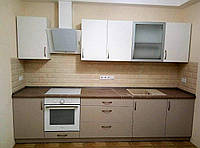 Бюджетная кухня под ключ СТ-176 для смарт-квартир или квартир под сдачу  /  3.1 м