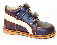 Ортопедические ботинки  Ортекс Т-002 антиварус