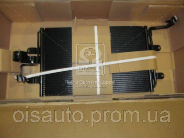 Конденсор кондиционера A3/TT/TOLEDO/GOLF4/OKTAVI (Ava)