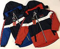 Куртки Весна-Осень для мальчиков 134-164