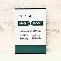 Оригинальная батарея Nomi i5010 (NB-5010)