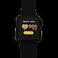 Умные часы Smart Life watch W58 (фитнес-браслет, смарт часы)(черные), фото 2