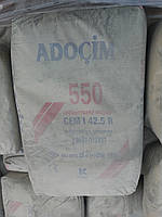 Цемент (портландцемент 550) Adocim  (25кг), фото 1