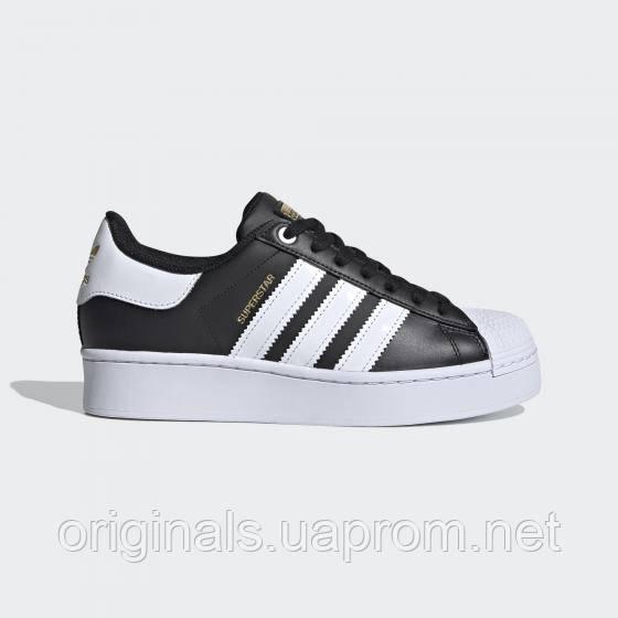 Кросівки жіночі Adidas Superstar Bold W FV3335