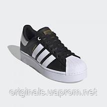 Кросівки жіночі Adidas Superstar Bold W FV3335, фото 2