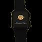 Умные часы Smart Life watch W58 (фитнес-браслет, смарт часы)(черные), фото 3