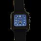 Умные часы Smart Life watch W58 (фитнес-браслет, смарт часы)(черные), фото 4