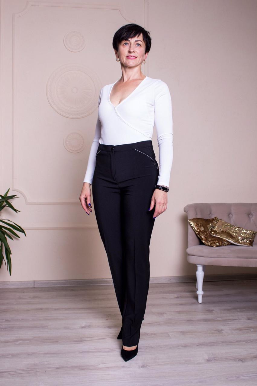 Женские брюки Марина черные