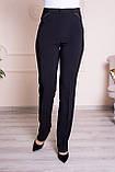 Женские брюки Марина черные, фото 7