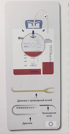 Аспирационная система пружинного типа Biovac 450 мл 16Fr, фото 2