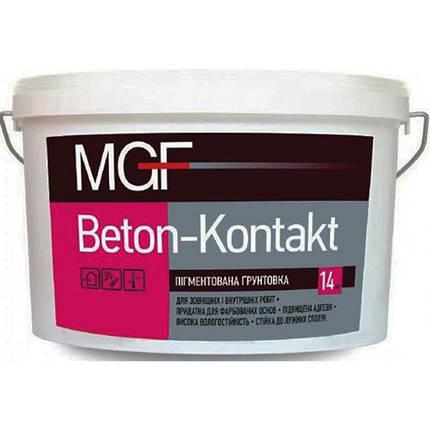 Грунтовка MGF Beton-Kontakt (14 кг), фото 2