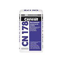 Самовыравнивающаяся смесь Ceresit CN-178 (15-80 мм) 25 кг