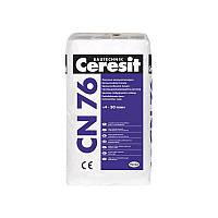Самовыравнивающаяся смесь Ceresit CN-76 (4-50 мм) 25 кг
