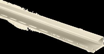 Профиль для сайдинга J-trim кремовая 3,66 м