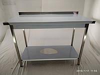 Стол производственный 1200х600х850