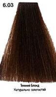 Фарба для волосся You look Professional 60 мл №6.03 темний блонд натурально-золотистий