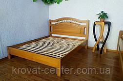 """Кровать двуспальная из натурального дерева """"Фантазия Премиум"""" от производителя, фото 3"""