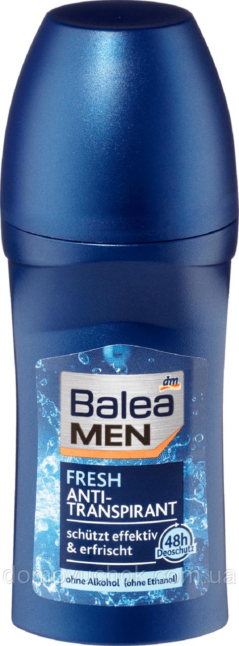 Кульковий антиперспірант Balea men  Fresh 50мл