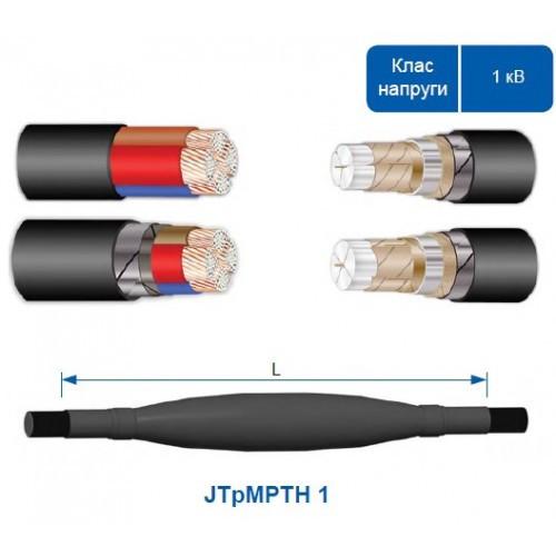 Кабельна муфта JTpMPTH 1 4/4 35-95 СМ зі з'єднувачами