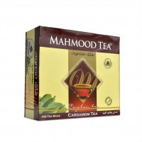 Чай черный с кардамоном Mahmood 100 пакетов