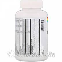 Solaray, Детские жевательные витамины и минералы, натуральный вкус черной вишни, 120 жевательных таблеток, фото 3