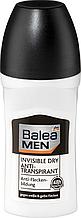 Кульковий антиперспірант Balea men Invisible Dry 50мл