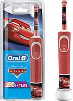 "Электрическая зубная щетка ""Cars"" Oral-B Kids"