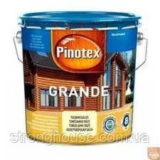 Pinotex GRANDE 3л Полупрозрачное средство для защиты древесины Пинотекс Гранде