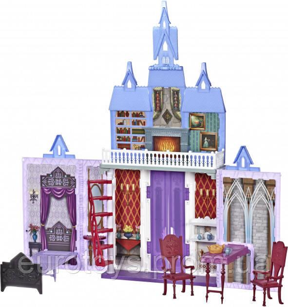 Hasbro  FRZ Игровой набор  Холодное сердце-2 Замок Арендель (E5511)
