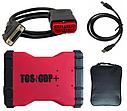 Автосканер VD600 TCS CDP + OBD2 NEK реле Bluetooth сканер диагностики авто мультимарочный cканер, фото 4