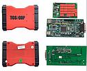Автосканер VD600 TCS CDP + OBD2 NEK реле Bluetooth сканер диагностики авто мультимарочный cканер, фото 6