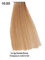 Фарба для волосся You look Professional 60 мл №10.03 екстра світлий блонд натурально-золотистий