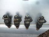 Б/У форсунка ауді а6 с4, фото 4