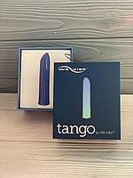Мощный мини вибратор Tango by We-Vibe, blue