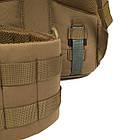 Рюкзак тактический М6 Coyote, фото 6