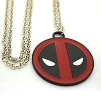 Кулон GeekLand Deadpool Logo Дэдпул логотип  10.113