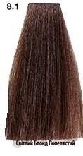Краска для волос You look Professional 60 мл №8.1 светлый блонд пепельный