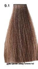 Краска для волос You look Professional 60 мл №9.1 очень светлый блонд пепельный