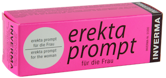 Крем - Erekta Prompt Für Die Frau, 13 мл, фото 2