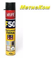 Бытовая монтажная пена Belife-F50