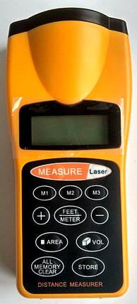 Лазерний далекомір Ultrasonic CP 3007, фото 2
