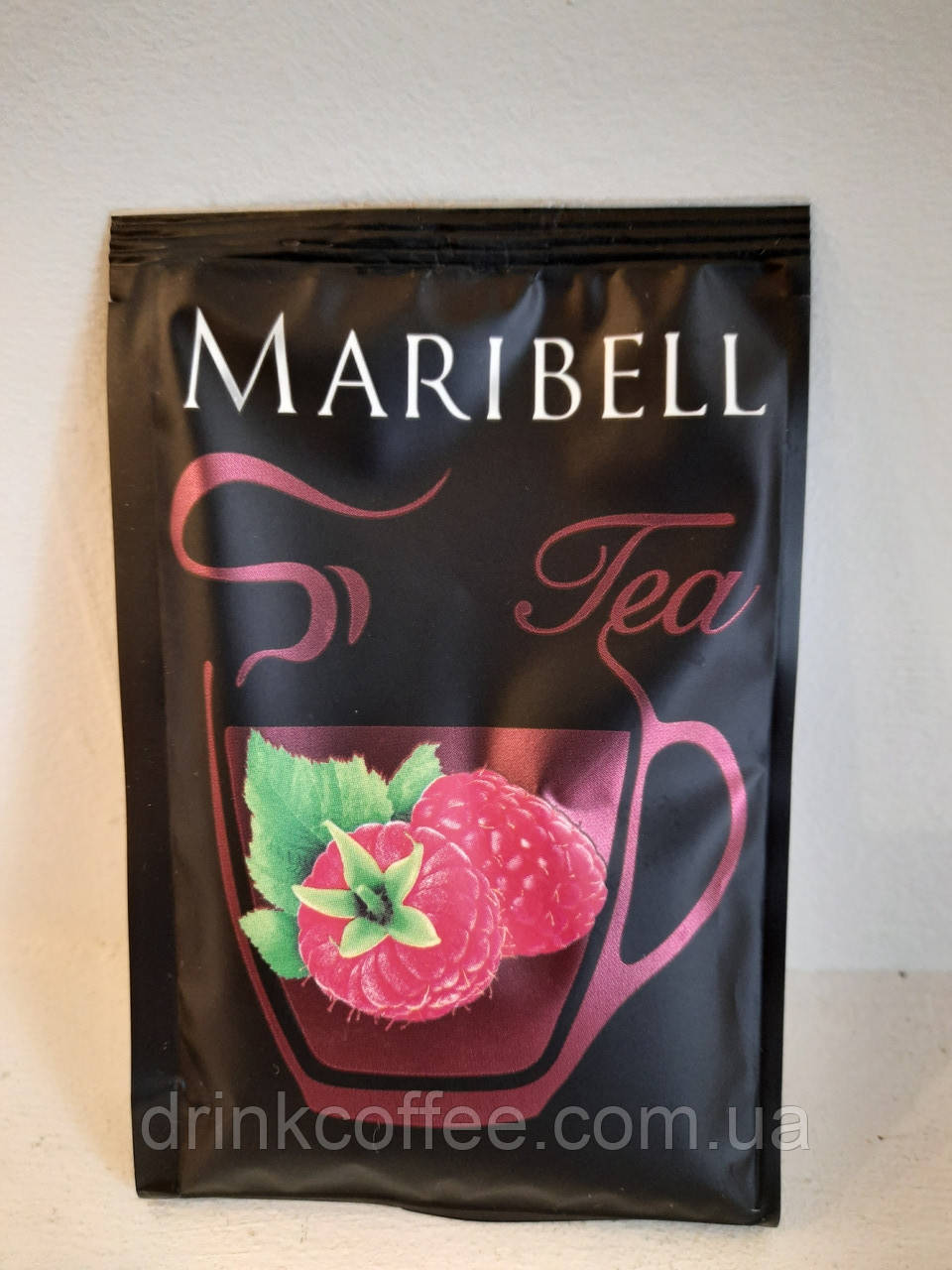 Чай-концентрат малиновый ТМ Maribell