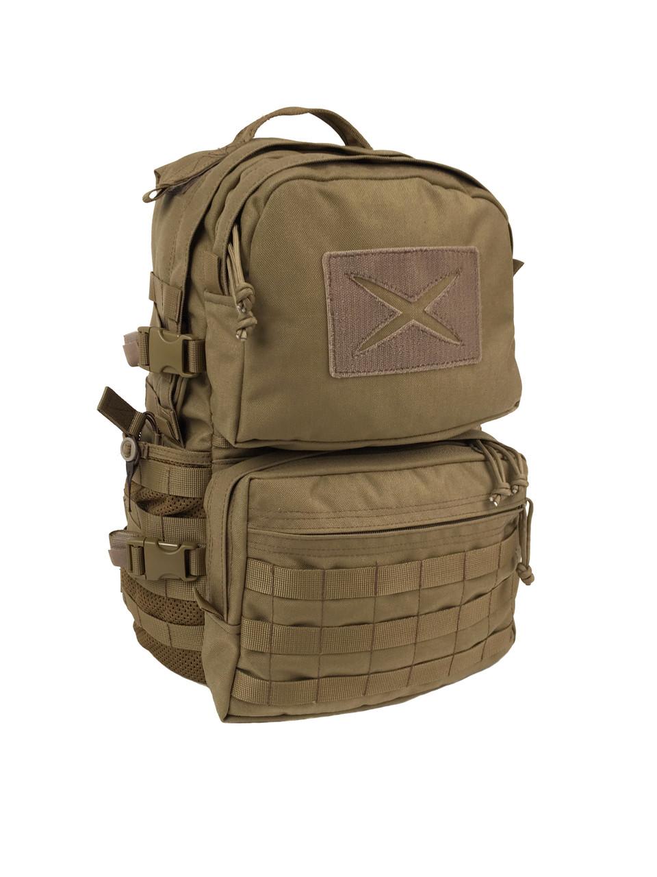 Тактический рюкзак М2 Coyote
